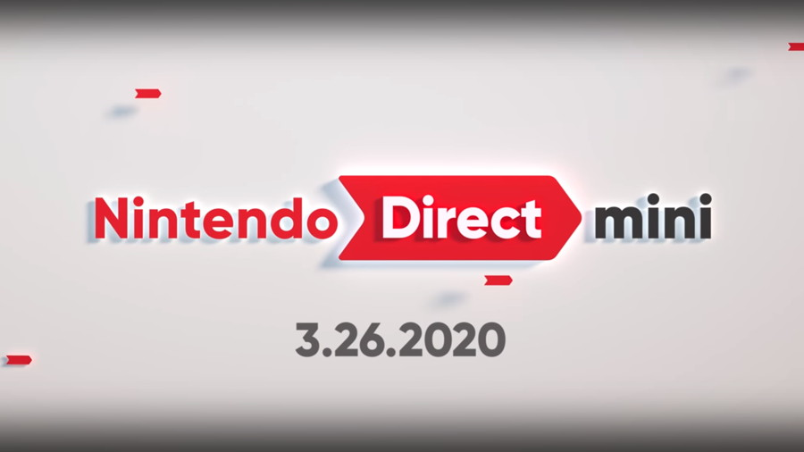 Nintendo Direct Mini March 26 Recap
