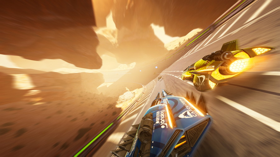 Fast RMX and Shovel Knight: Treasure Trove are Now Launching with the Switch