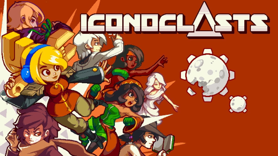 Iconoclasts Switch Logo