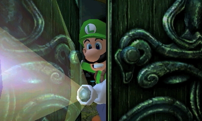 Luigi's Mansion 3DS Screenshot