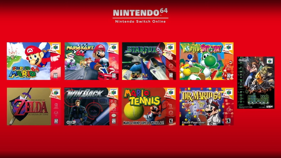 Nintendo 64 Games are Coming to Nintendo Switch Online for a Higher Price