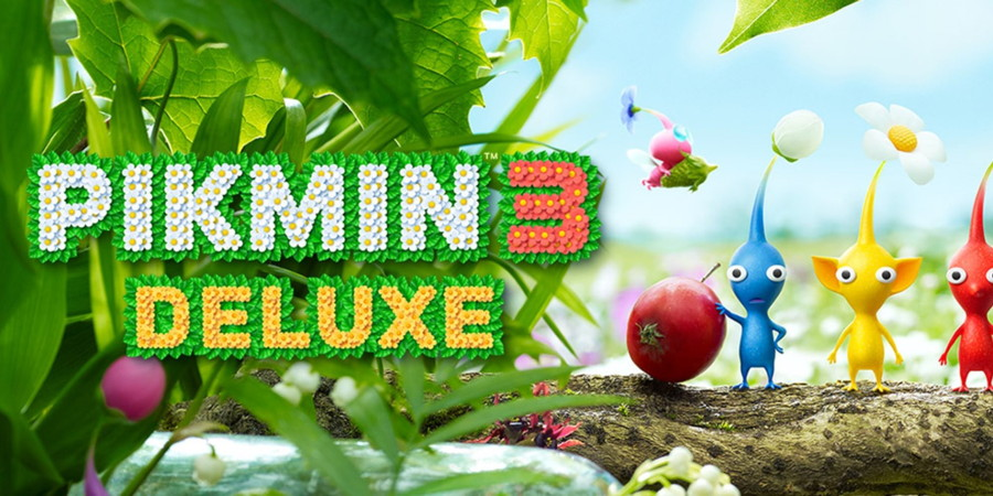 Pikmin 3 Deluxe is Coming to Nintendo Switch on October 30