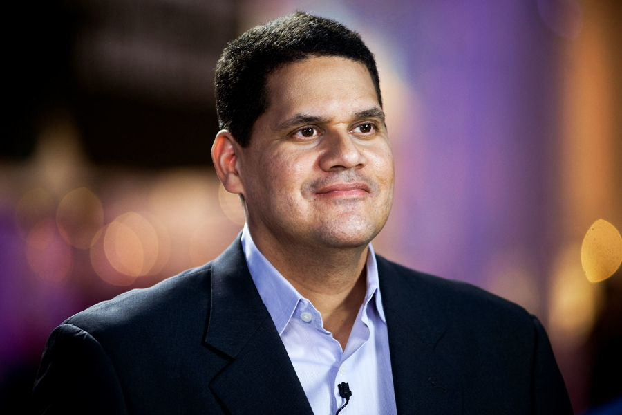 Reggie Fils-Aime is Retiring as President of Nintendo of America