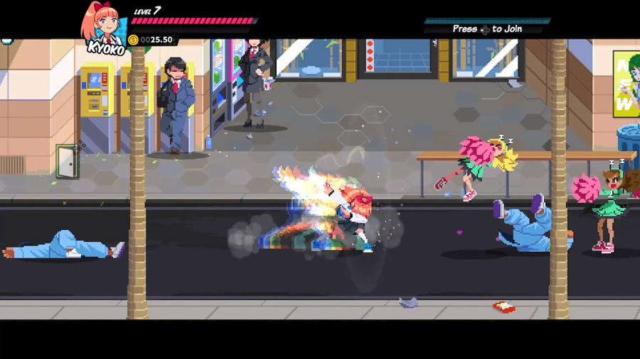 River City Girls Screenshot Switch
