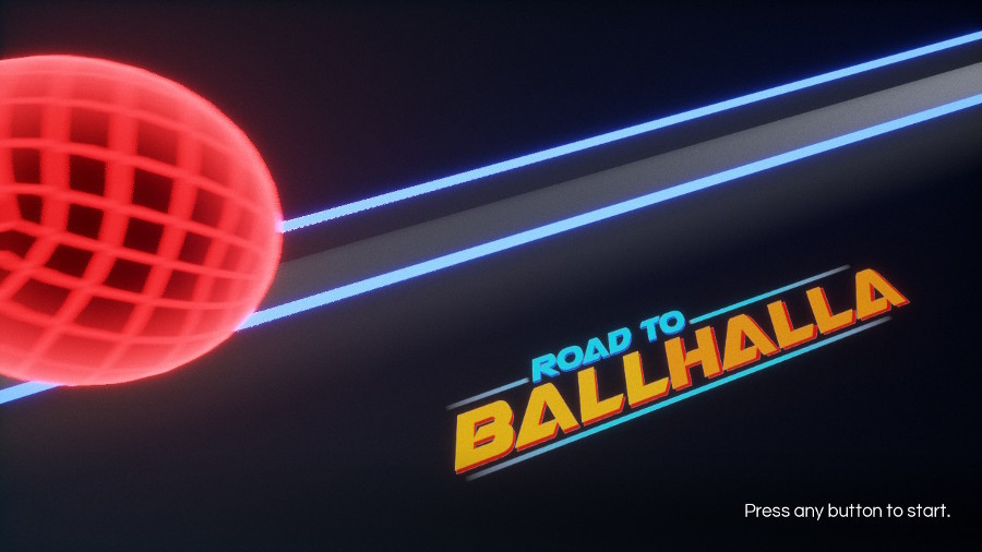 Road to Ballhalla Logo