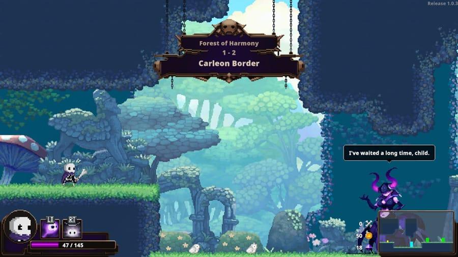 Skul: The Hero Slayer Forest Intro