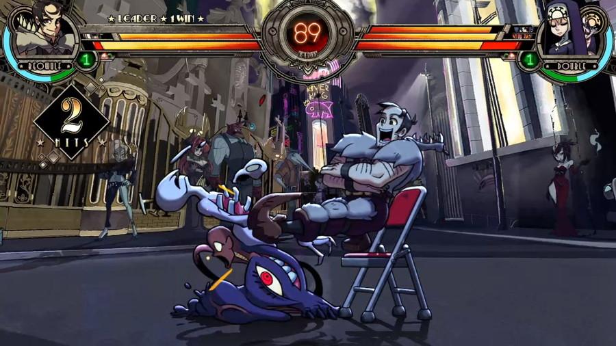 Skullgirls 2nd Encore Screenshot Switch