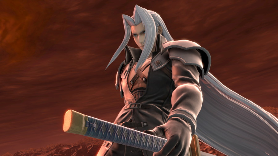 Sephiroth from Final Fantasy is Coming to Smash Ultimate