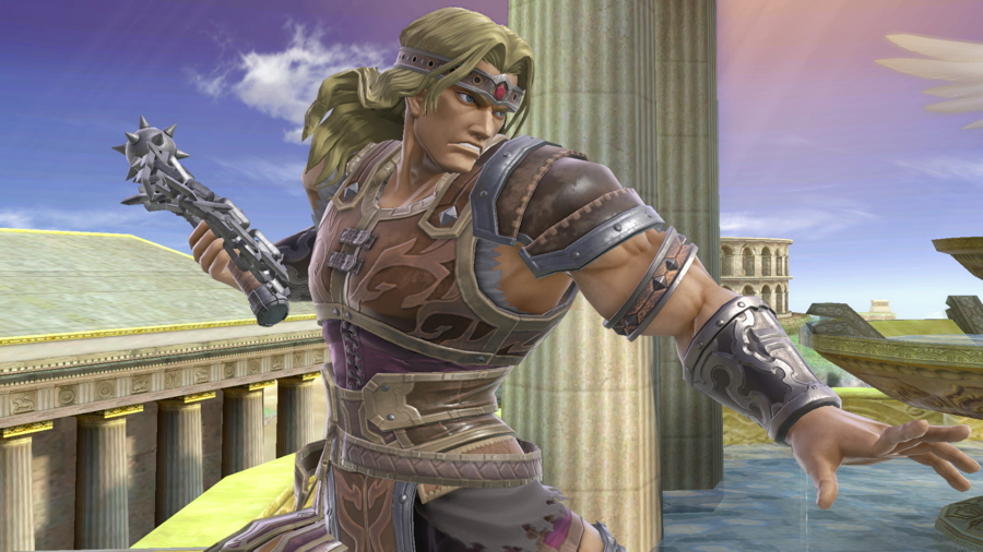 Smash Simon Belmont