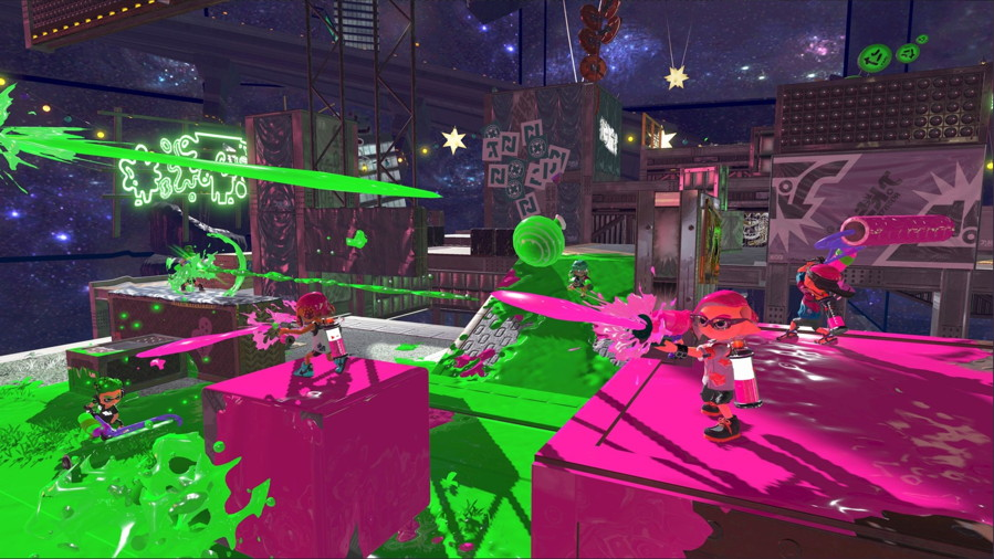 Shifty Station Revealed for Splatoon 2 Splatfests
