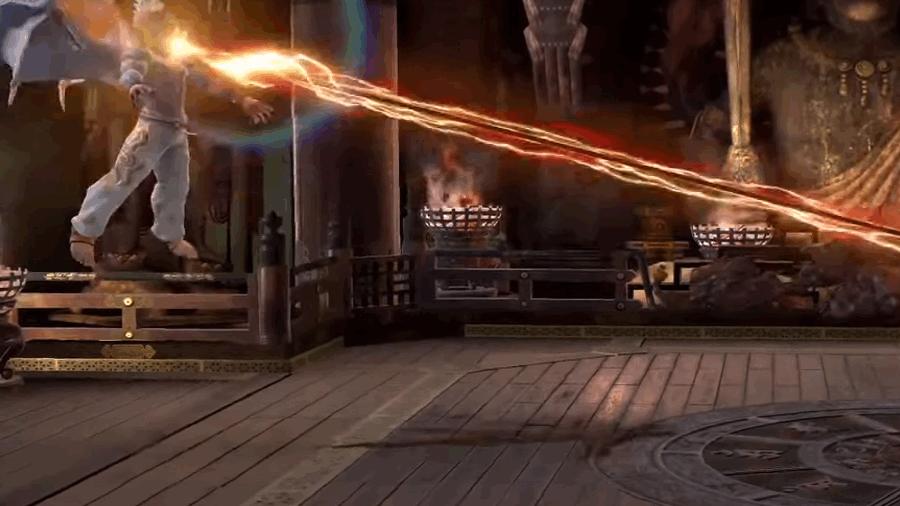 New Smash DLC Character Kazuya Revealed