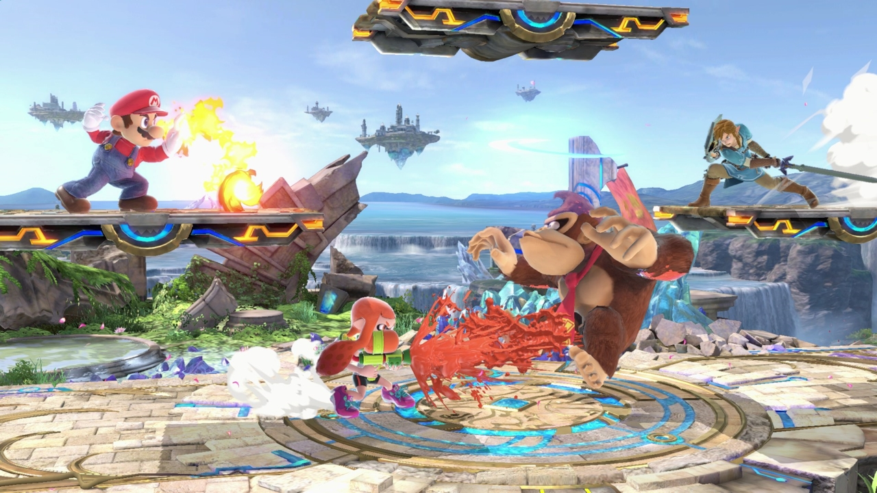 Super Smash Bros. Ultimate Releases on Switch December 7
