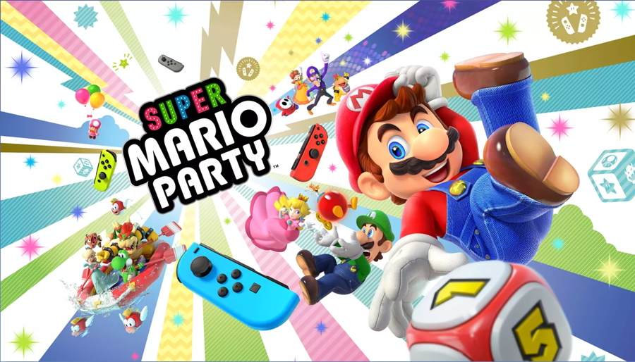 Super Mario Party Announced for Switch