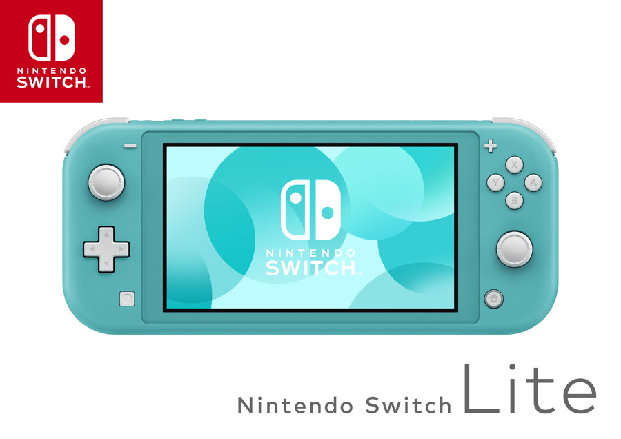 Nintendo Switch Lite Turquois