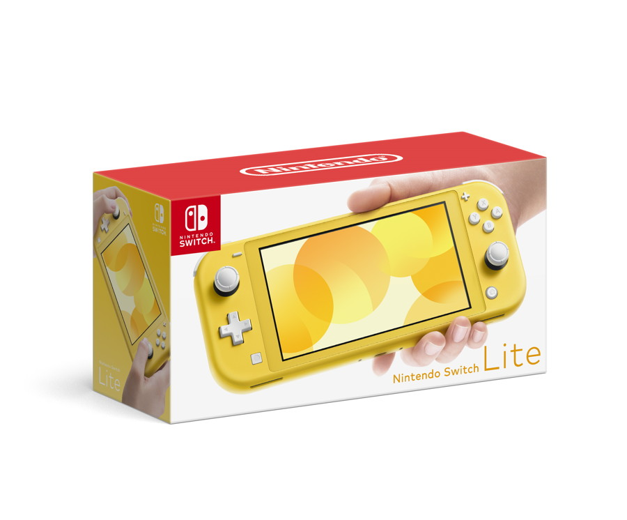 Nintendo Switch Lite Boxart