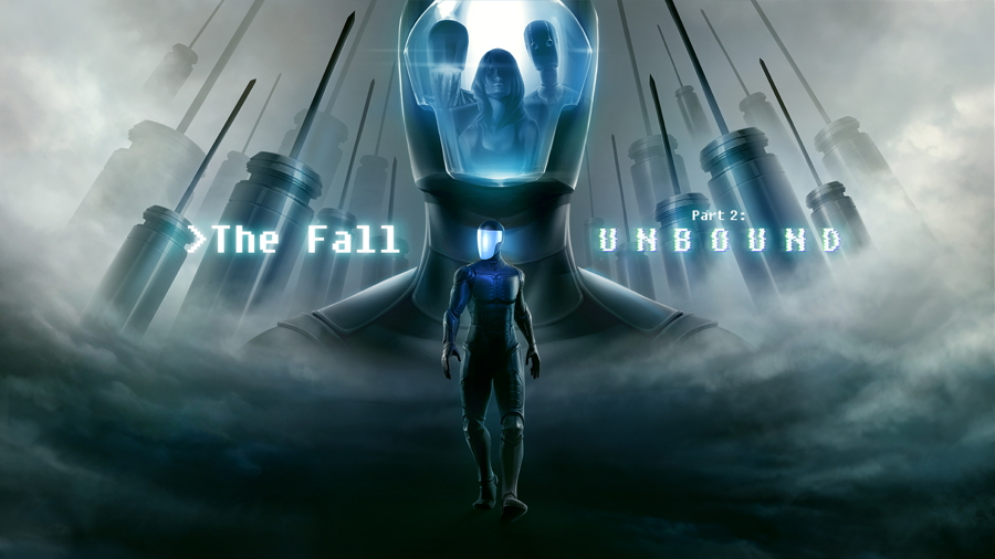 The Fall Part 2 Unbound Logo