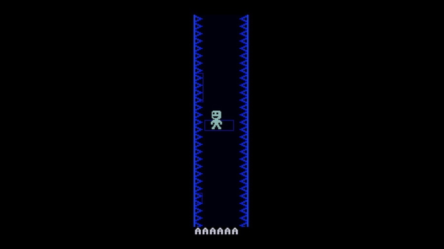 VVVVVV Screenshot Switch
