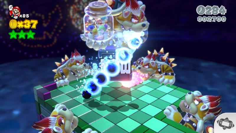 World Bowser-Castle Boss 4