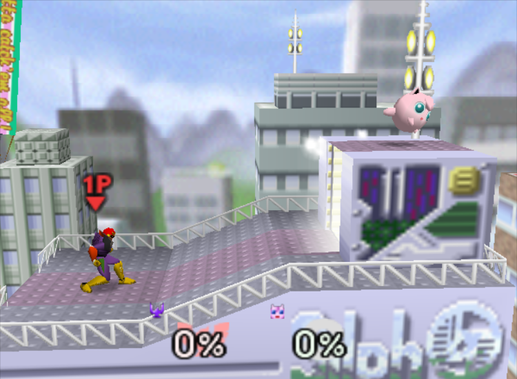 Super Smash Bros  64 Unlockables