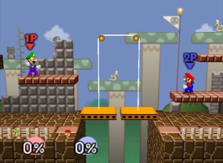 Super Smash Bros  64 Unlockables