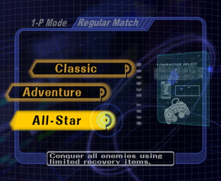 How to Unlock All Star Mode Melee