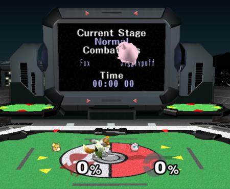 Jigglypuff Smash Bros Melee