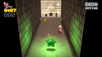 Super Mario 3D World - World 2 Green Stars