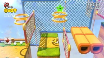 Super Mario 3D World - World 3 Green Stars