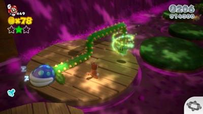 Super Mario 3D World - World 4 Green Stars
