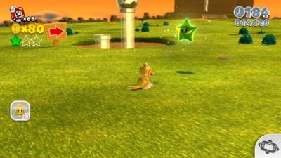 Super Mario 3D World - World 5 Green Stars