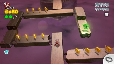 Super Mario 3D World - World 6 Green Stars