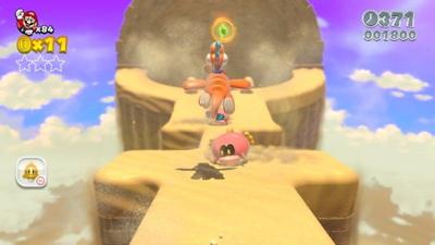 Super Mario 3D World - World Bowser Green Stars