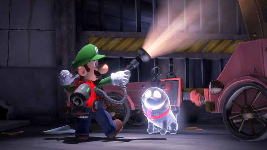 Luigi's Mansion 3 Screenshot