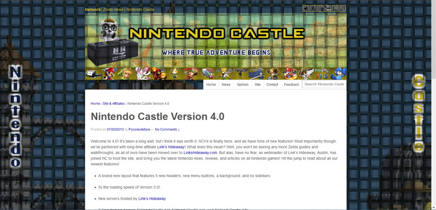 Nintendo Castle Version 4
